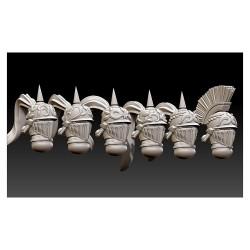 Legio Praetoriana Command Group - 3D Printable STL